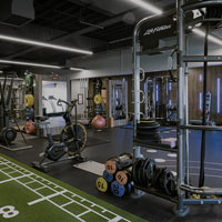 Image of the gym at Harbour Club Chelsea