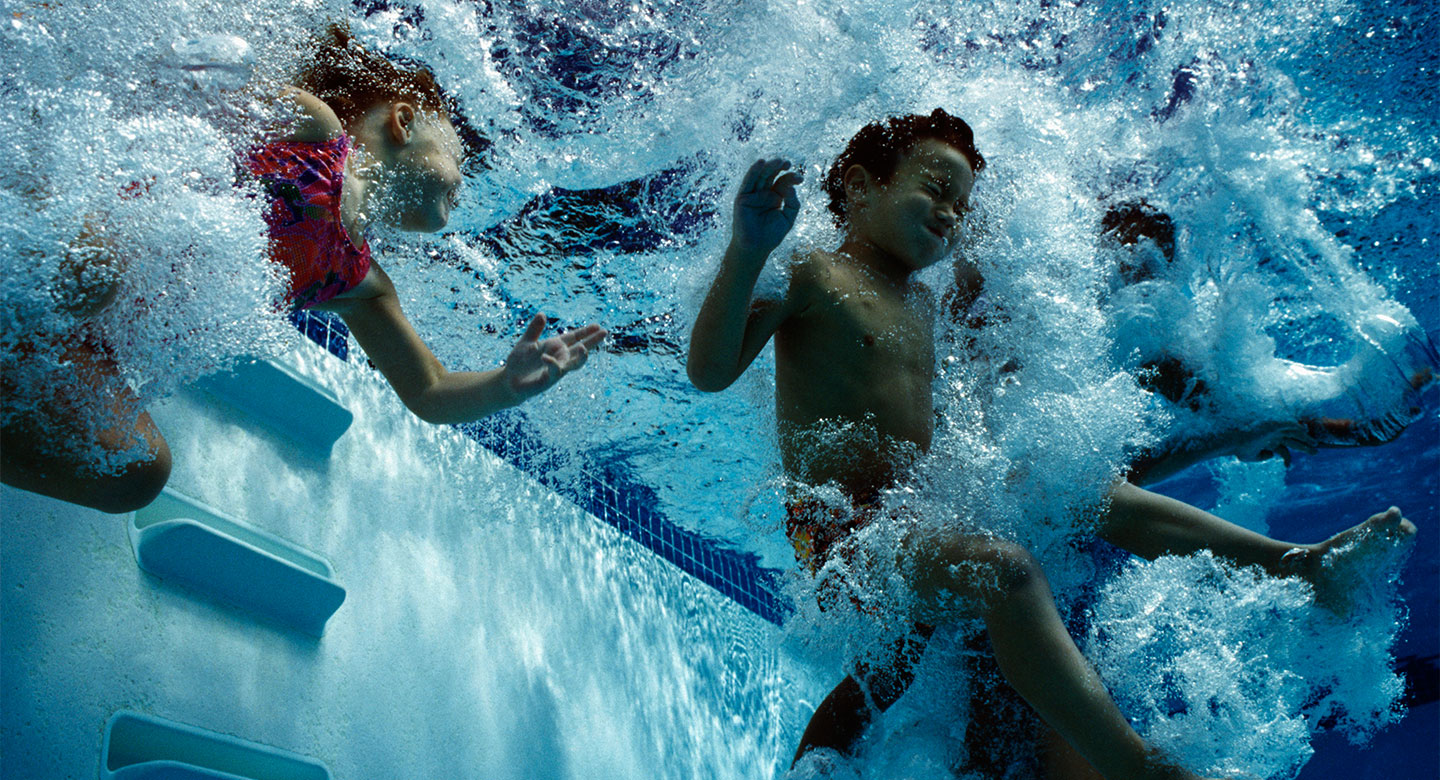 Family Kids Kensington Swimming Lessons Harbour Clubs