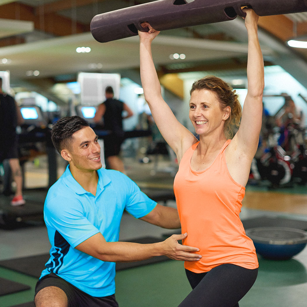 Harbour Club Personal Trainer
